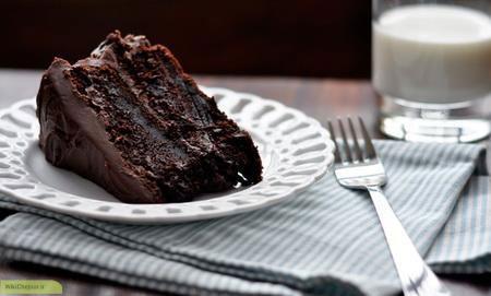 چگونه  کیک شکلاتی ساده و خوشمزه بپزیم؟؟؟