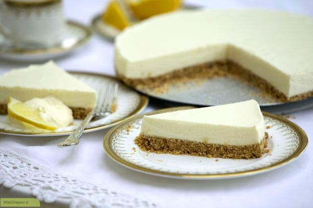 چگونه دسر چیز کیک ساده بپزیم ؟؟؟؟