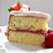 چگونه کیک ساده سفید درست کنیم ؟؟؟