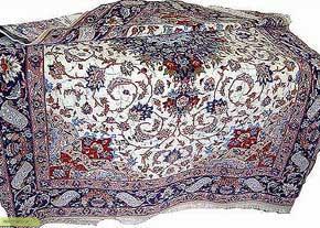 چگونه فرش دستباف کرمان خریداری کنیم ؟