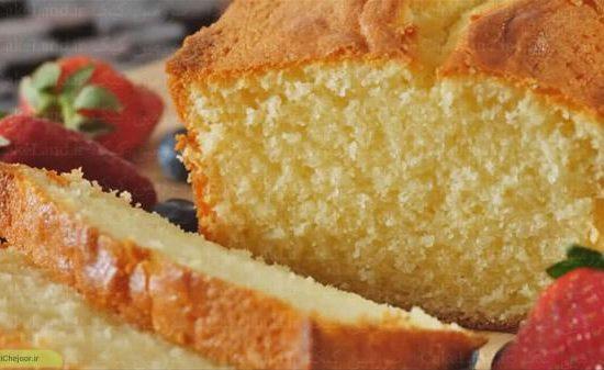 چگونه کیک اسفنجی ذرت بدون گلوتن درست کنیم ؟؟؟
