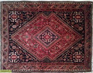 چگونه فرش دستباف فارس خریداری کنیم ؟