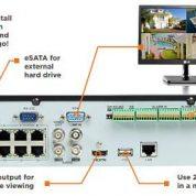 چگونه یک NVR رو نصب راه اندازی کنیم ؟