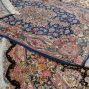 چه کارهایی را انجام دهیم تا عمر فرش را افزایش دهیم؟