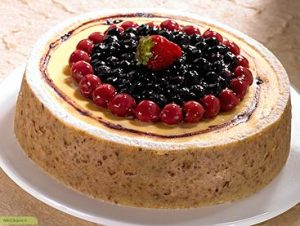 blue berry cheese cake 950