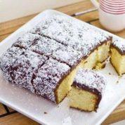 چگونه کیک ساده به سبک استرالیایی درست کنیم ؟