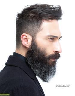 شناخت بنیان رشد موهای صورت (ریش)