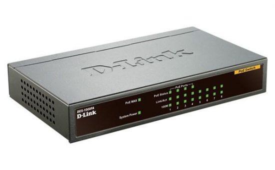 چگونه یک سوییچ شبکه ی مناسب برای سیستم های نظارت IP انتخاب کنید ؟