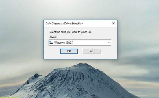 چگونه از تمام قابلیت های پنهان DISK CLEANUP استفاده کنیم؟