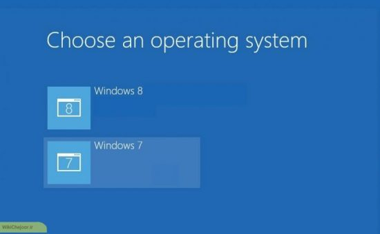 چگونه در کامپیوترهایی که چند ویندوز دارد یکی را حذف کنیم ؟