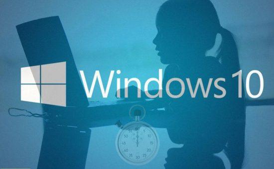 چگونگی اعمال محدودیت زمانی برای ورود به حسابهای کاربری محلی در ویندوز ۱۰