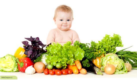 چگونه تغذیه مان را بهبود بخشیم؟
