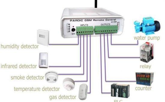چگونه دستگاه کنترل از راه دور با موبایل به اتاق سرور دسترسی داشته باشیم ؟