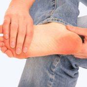 چگونه گزگز کردن پا را درمان کنیم؟