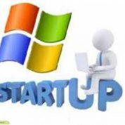 چگونه در ویندوز برنامه start up را غیرفعال کنیم؟