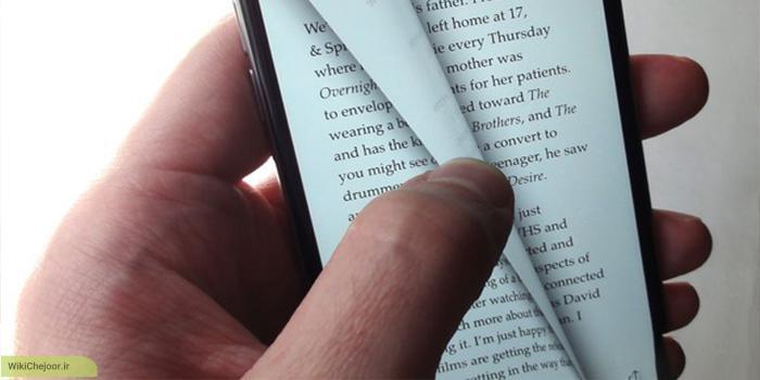 چگونه صفحات وب مرورگر در اندروید و آیفون به صورت PDF و متن ذخیره کنیم؟