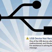 چگونه با استفاده از Device Management ویندوز برای درست کردن ارور USB Device Not Recognized اقدام کنیم؟