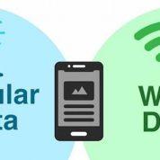 چگونه با استفاده همزمان وای فای و اینترنت گوشی اینترنت اندروید را افزایش دهیم؟