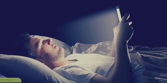 چگونه نور صفحه نمایش روشن به خواب انسان آسیب می زند؟