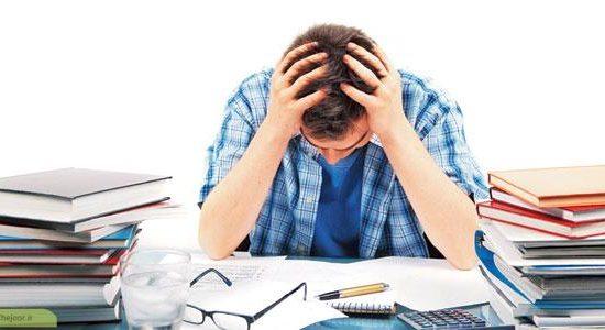 چگونه استرس امتحانات را کم کنیم؟