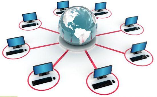 شبکه کامپیوتری چگونه شبکه ای است ؟