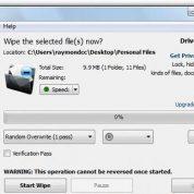 چگونه با  نرم افزار HardWipe هارد را بدون بازگشت فرمت کنیم ؟