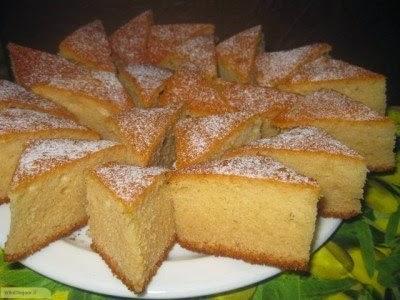 چگونه کیک ساده هلی درست کنیم ؟