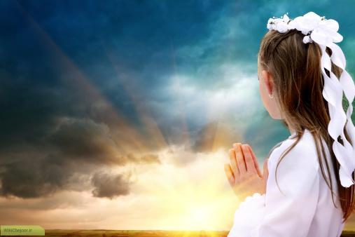 چگونه پاسخ کودکان را درباره خدا درست جواب دهیم؟
