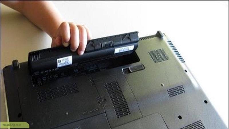 چگونه کالیبره کردن باتری لپ تاپ