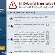 چگونه با با Driver Easy درایور لپ تاپ را نصب و برزورسانی کنیم؟
