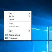 چگونه  تصویر پس زمینه لاک اسکرین ویندوز ۱۰ را تغییر دهیم؟