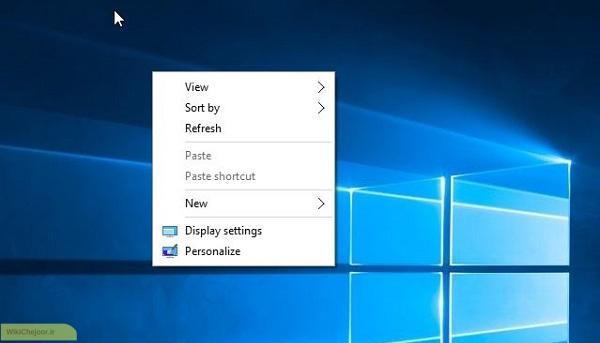 چگونه  تصویر پس زمینه لاک اسکرین ویندوز ۱۰ را تغییر دهیم ؟