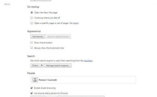 چگونه تنظیمات گوگل کروم را با یک کلیک ریست کنیم؟