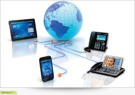 VoIP چیست و چگونه کار می کند؟