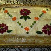 چگونه کیک سیب زمینی ساده درست کنیم؟؟؟