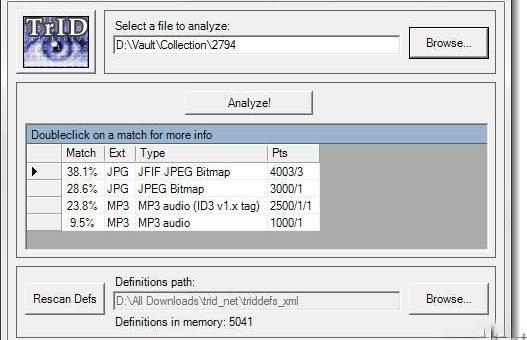 چگونه با استفاده از سرویس  TrID فایل های ناشناخته را شناسایی کنیم؟