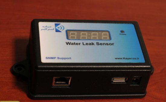 سنسور تشخیص نشت آب تحت شبکه چگونه عمل می کند؟