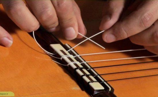 چگونه یک سیم خوب با قیمت مناسب برای گیتار مون انتخاب کنیم ؟