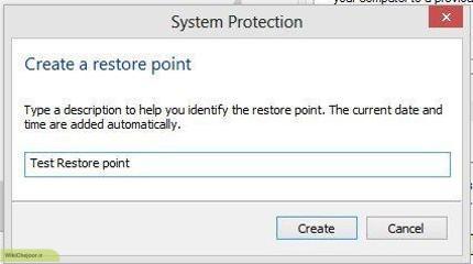 System Restore 7