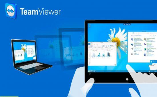 چگونگی استفاده از نرم افزار Teamviewer