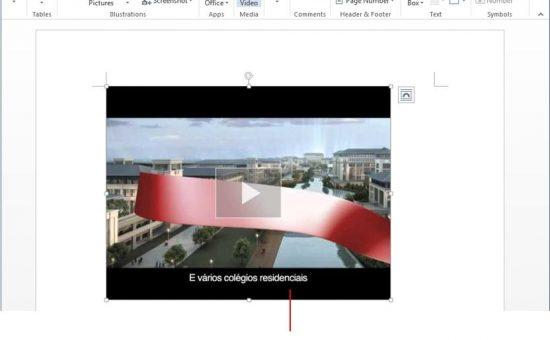 چگونه قرار دادن ویدیوهای آنلاین در آفیس ۲۰۱۳