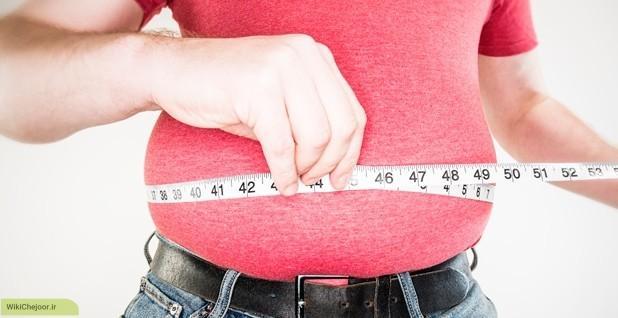 چگونه چربیهای شکمی را از بین ببریم؟