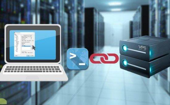 چگونگی دسترسی ssh شل به سرور مجازی ؟