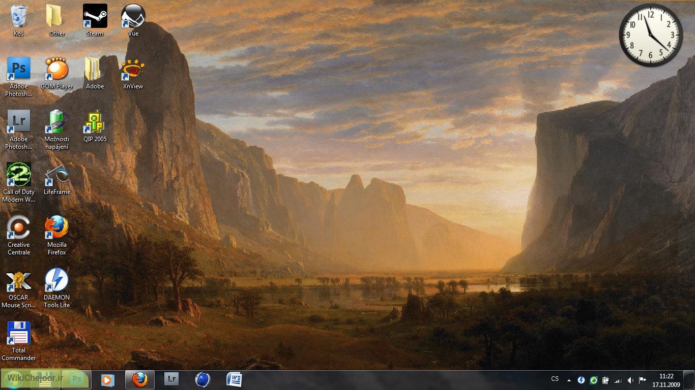 چگونگی عکس برداری از صفحه نمایش در محیط ویندوز