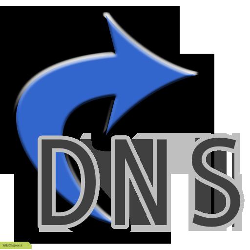 چگونه DNS اسم را به IP تبدیل می کند ؟