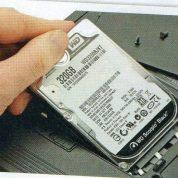 چگونگی تعویض هارد دیسک و رم در لپتاپ ها!