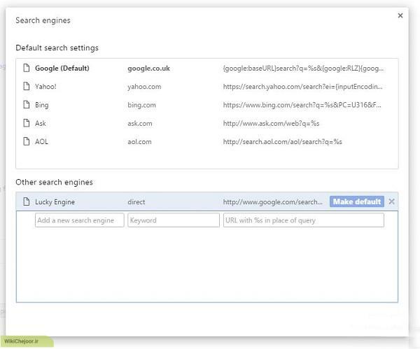 چگونه بدون نیاز به تایپ کامل آدرس دامنه سایت ها در مرورگر وارد آنها شویم ؟