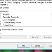چگونگی فعال یا غیر فعال نمودن صدای آغازین یا راه انداز سیستم در ویندوز ۸