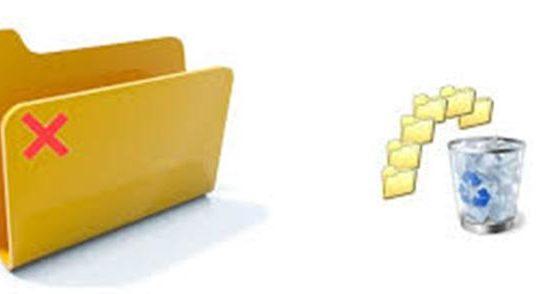 چگونه جستجو و پاک نمودن اتوماتیک فولدرهای خالی
