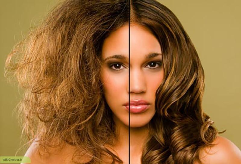 چگونه موهای خشک و شکننده را احیا کنیم؟